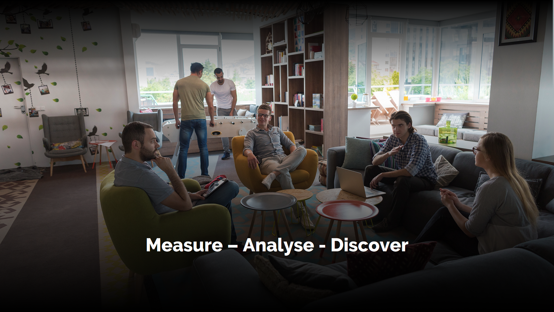 Your partner in analytics